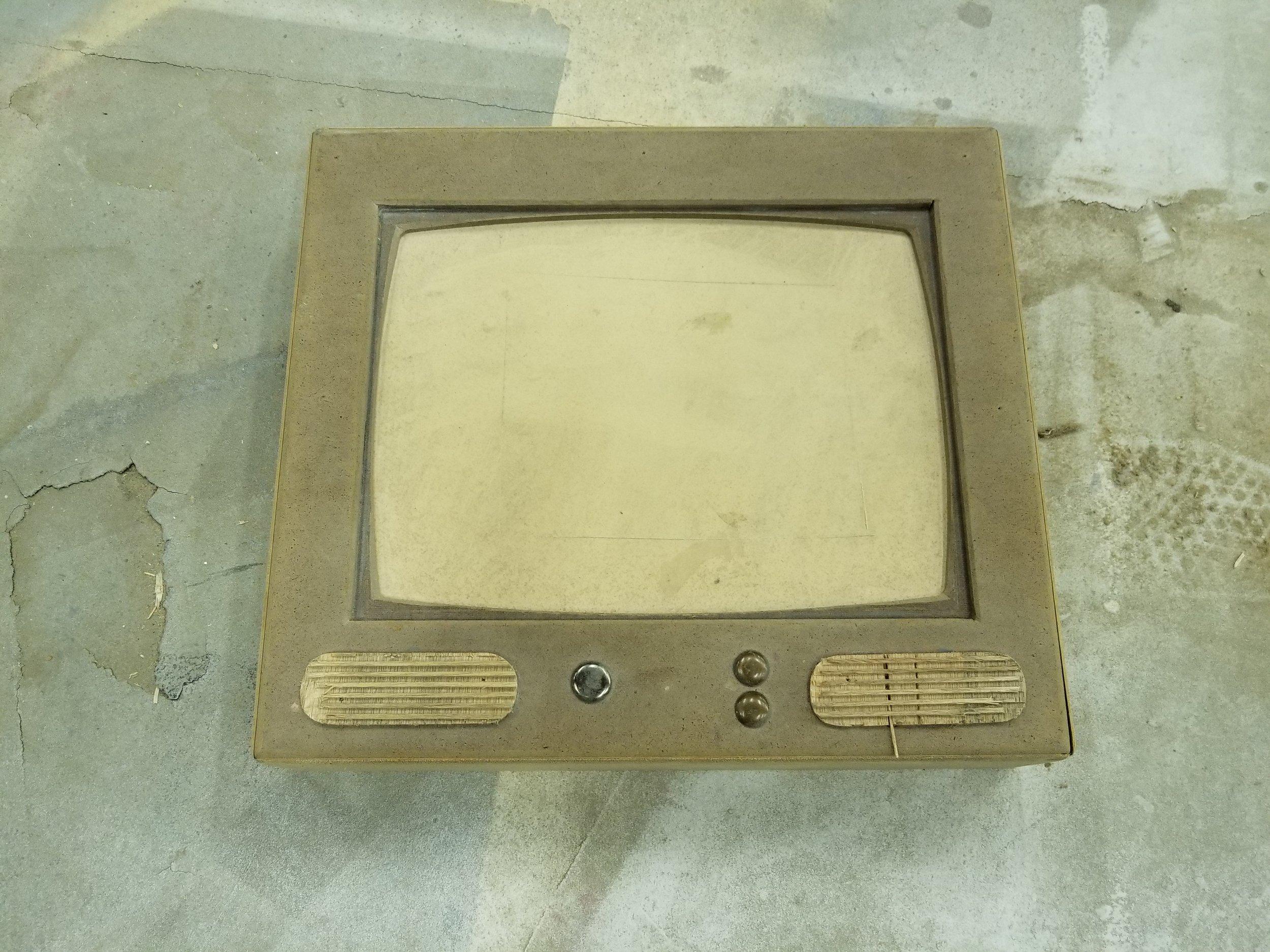 Miniature TV Mold