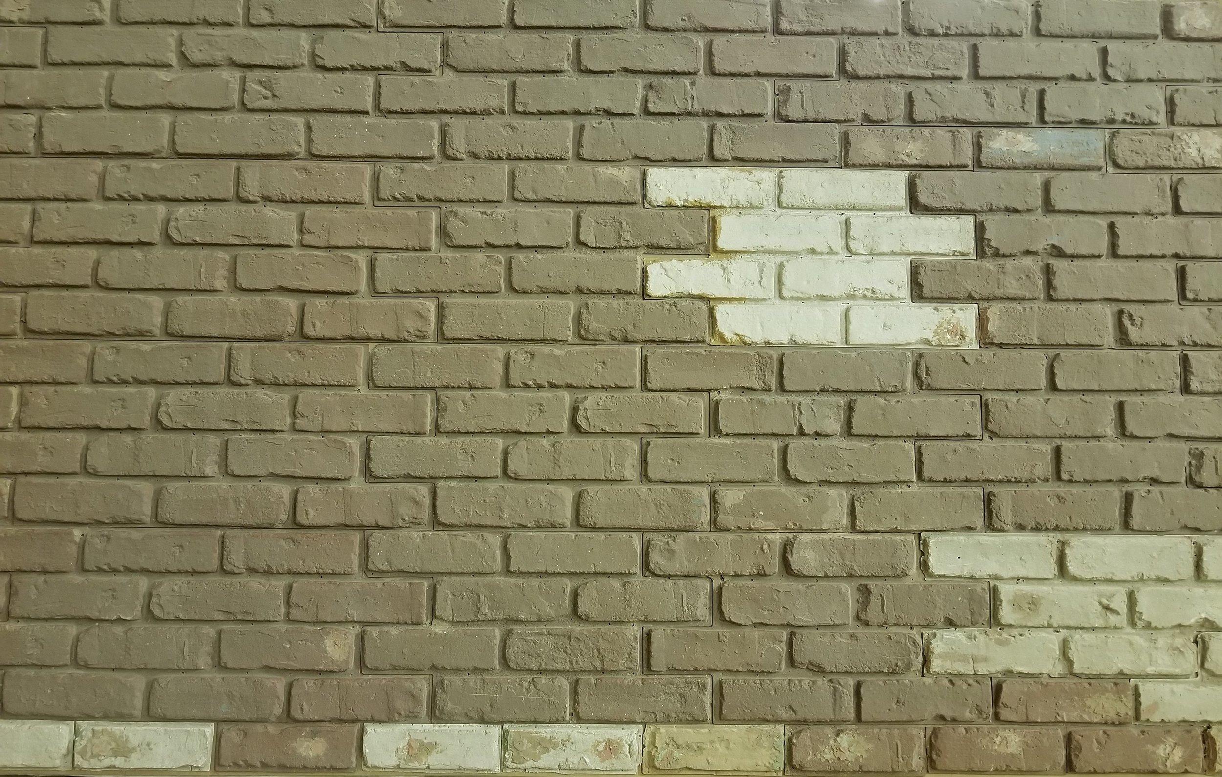 Vacuum Form Brick Mold