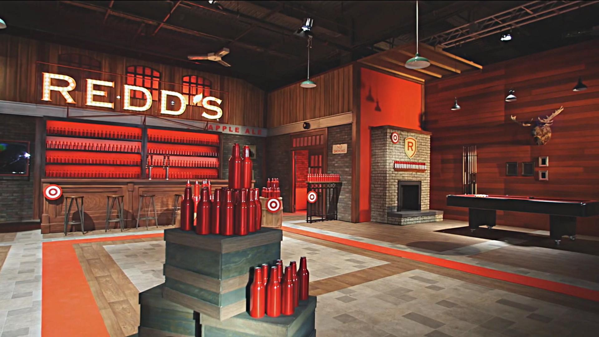Redd's Apple Ale Promotion