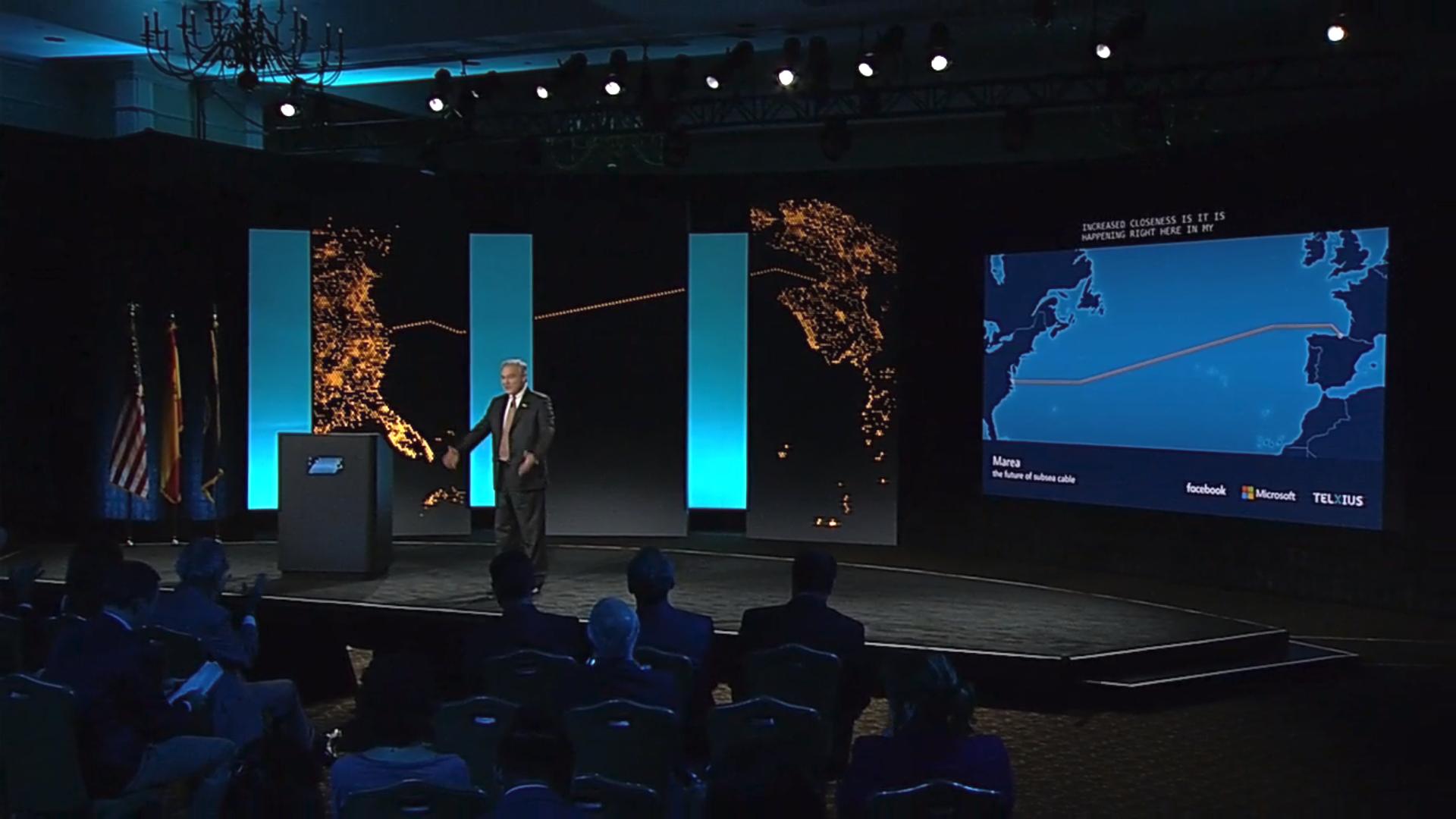 Microsoft: Marea Press Conference