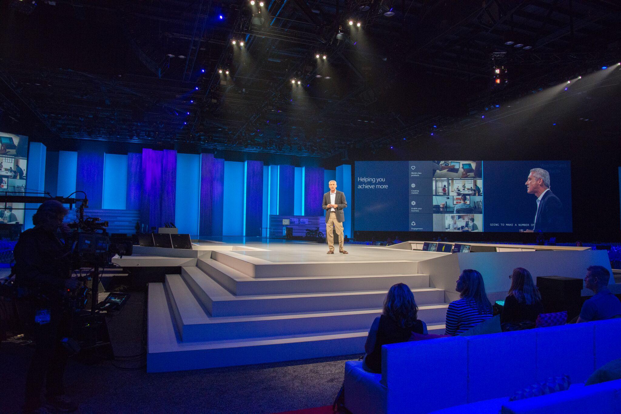 Microsoft Inspire 2014