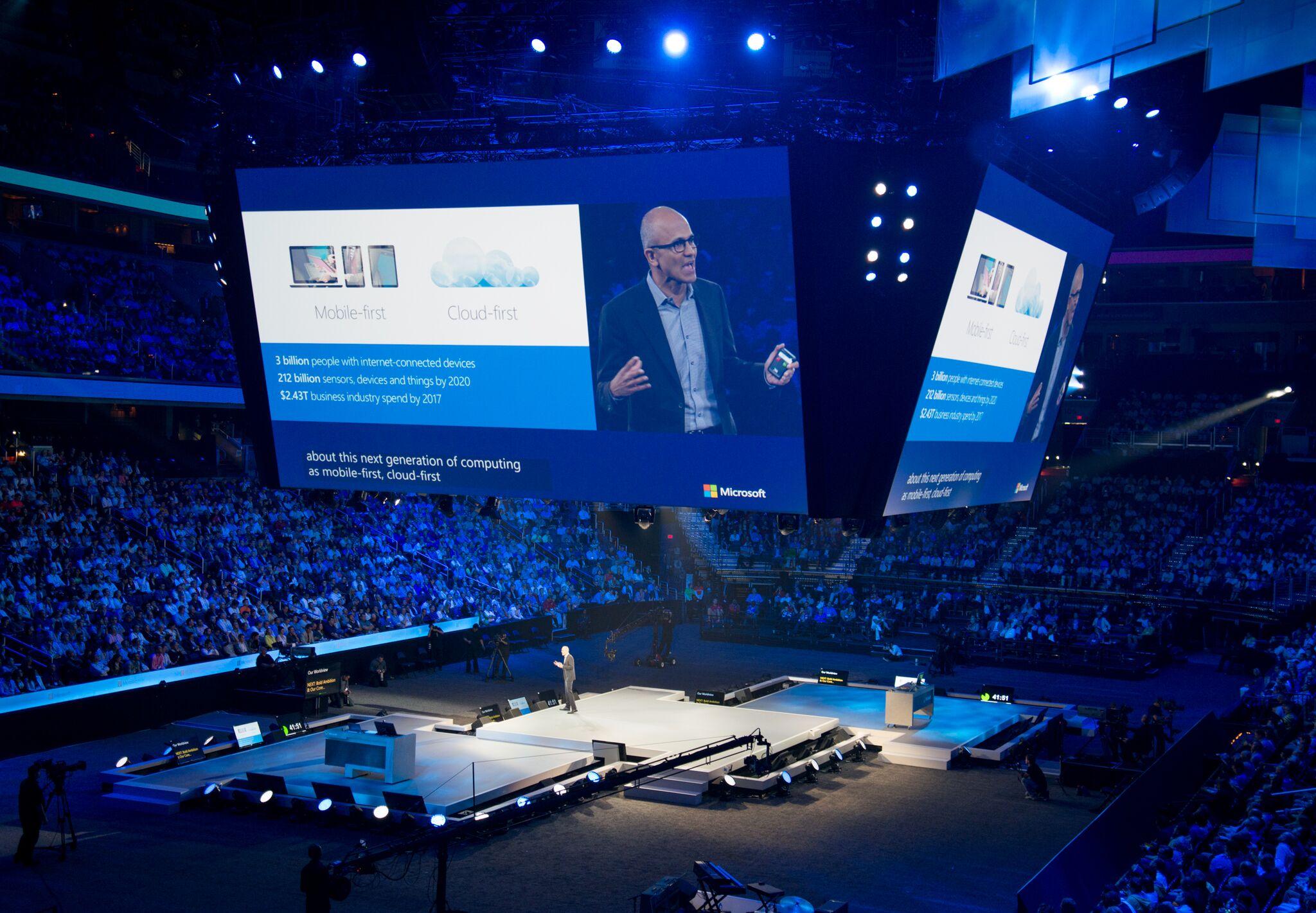 Microsoft Inspire 2015