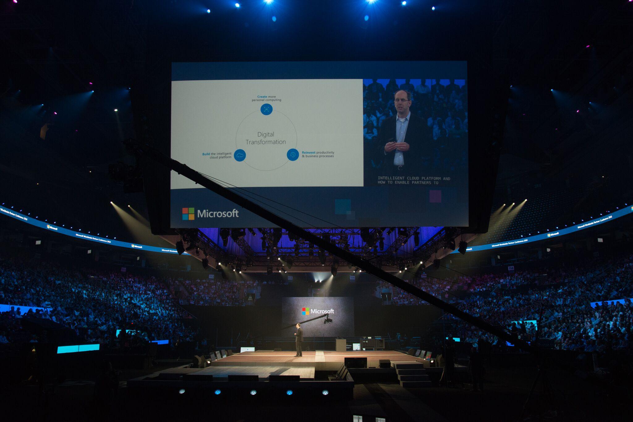 Microsoft Inspire 2016/2017