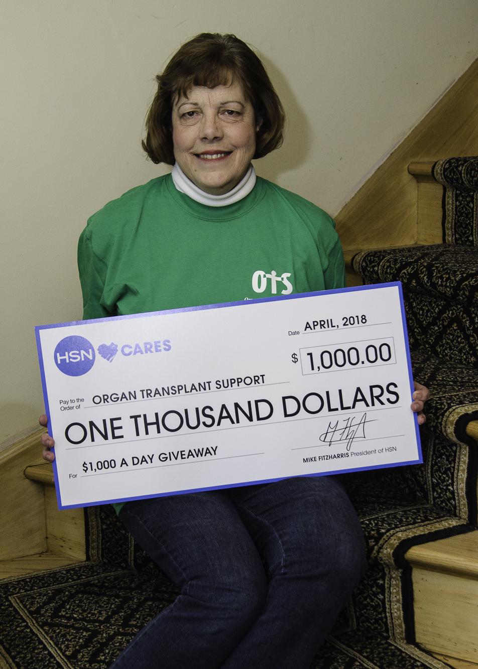 Board President Carol Olash