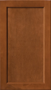 Glenwood- Beechwood for those who want a darker, chocolate warm finish shaker door style  (hardware not included).