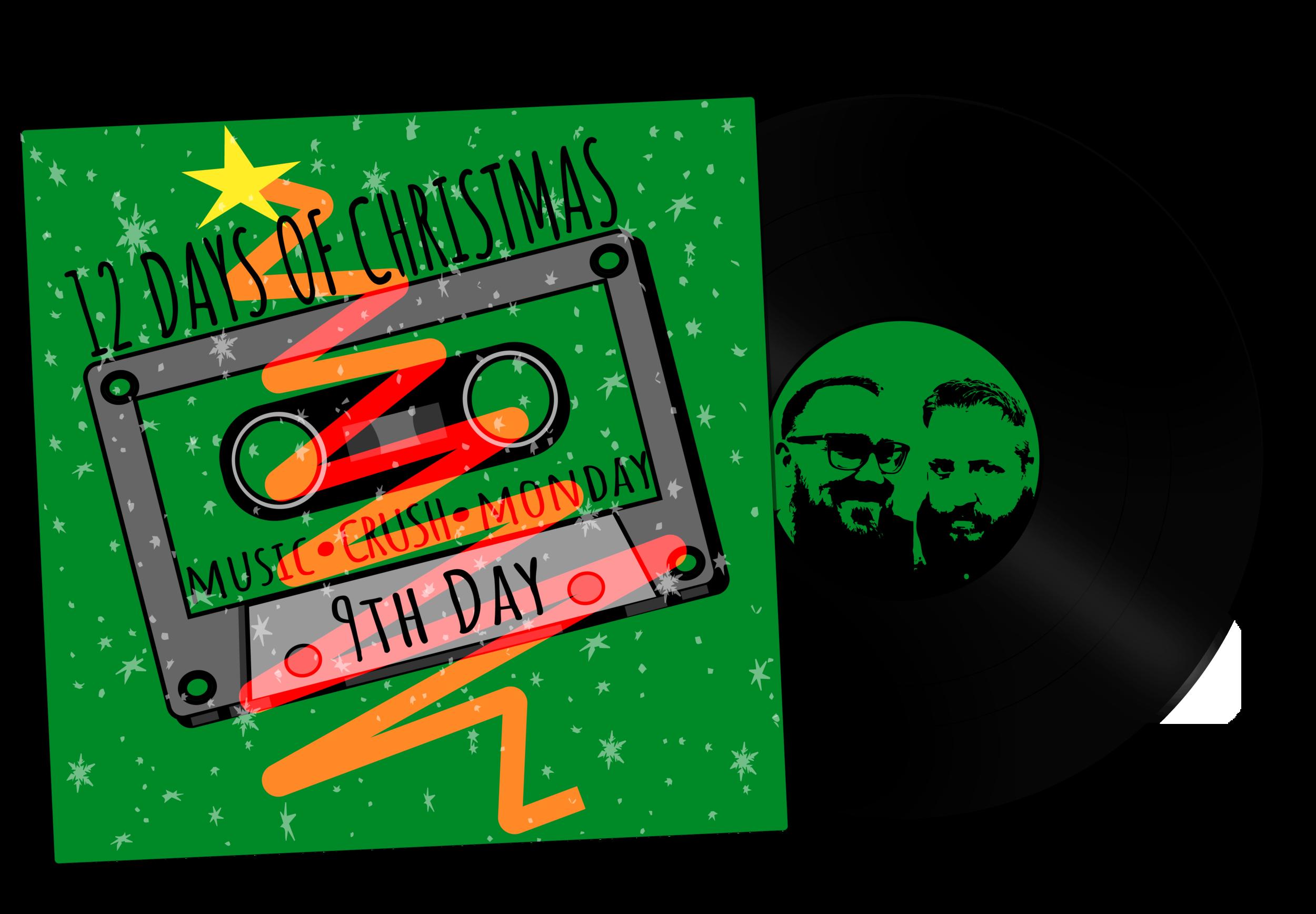 Ninth Day Of Christmas.039 9 Ninth Day Of Christmas 12 Days Of Christmas Music