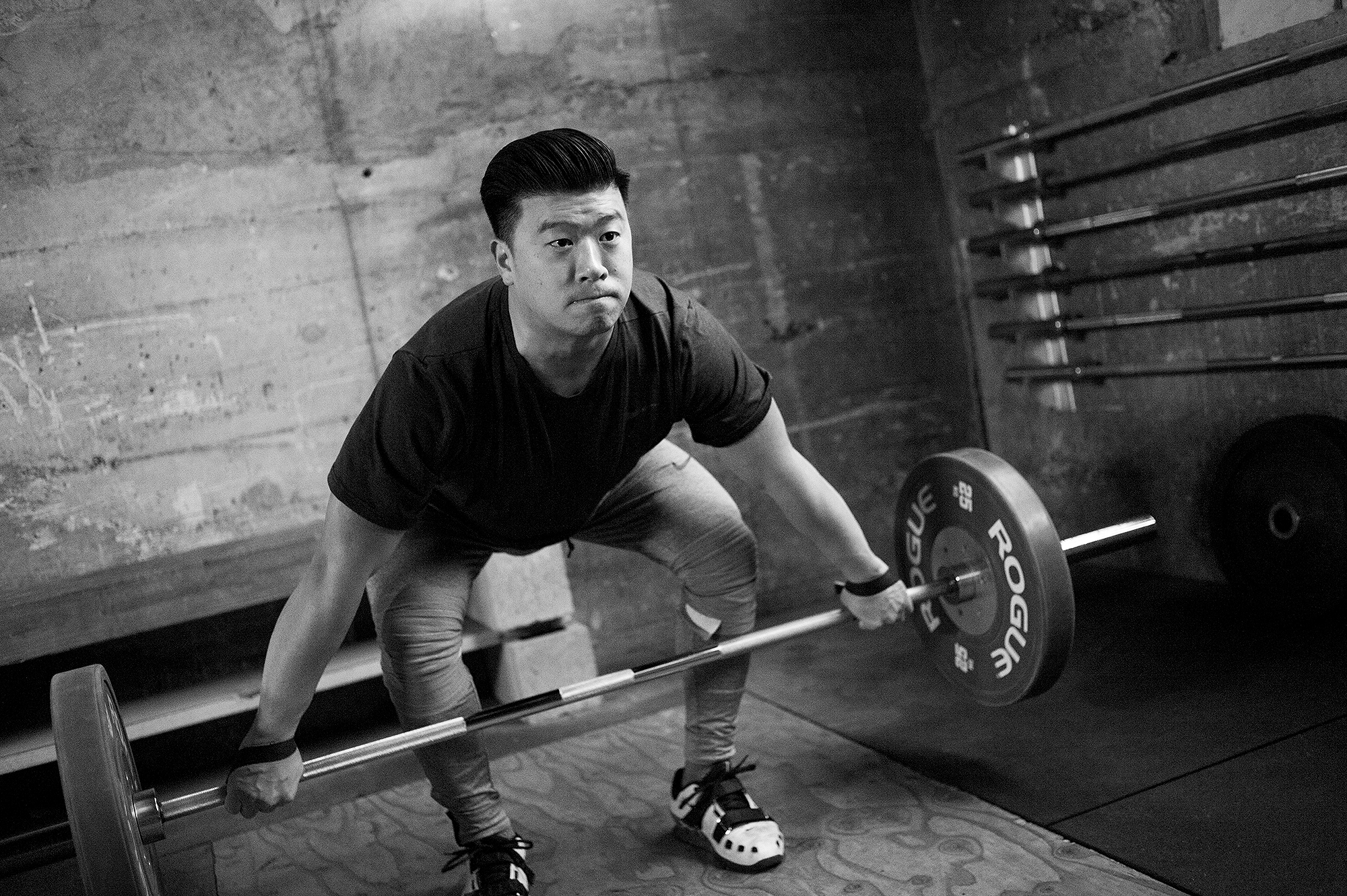 Neville Chu - Weightlifting Coach