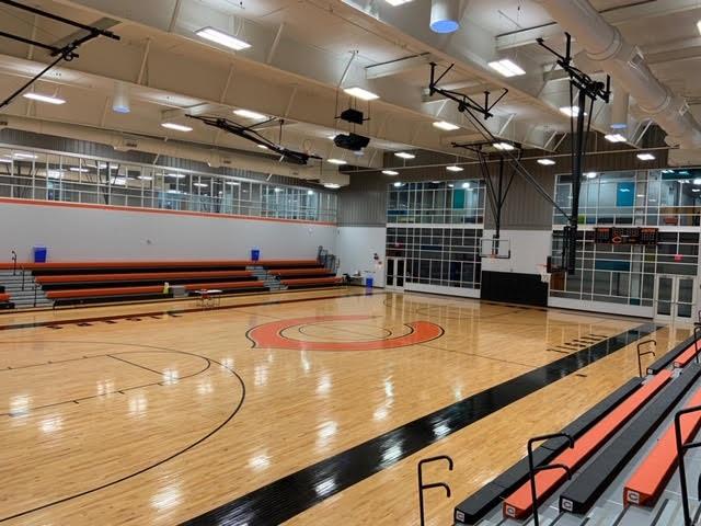 Cushing Basketball Court