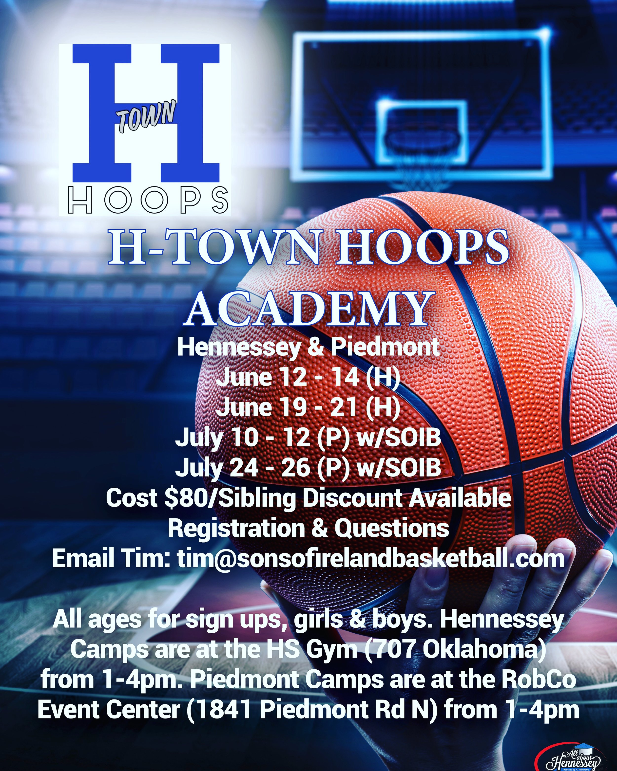 H-Town Hoops Academy