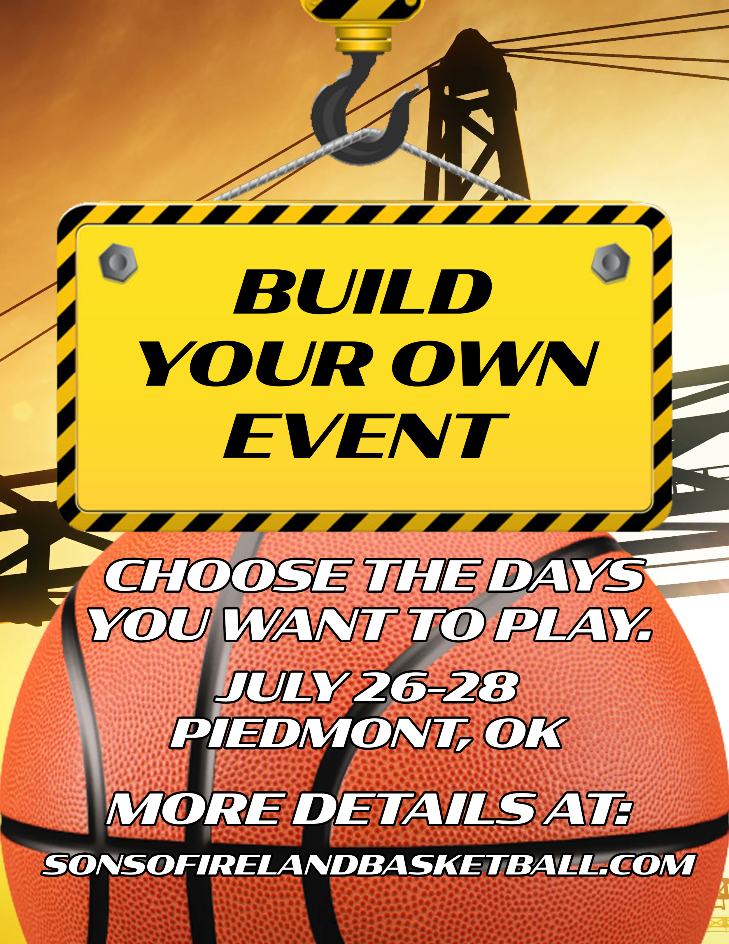 Build your own event