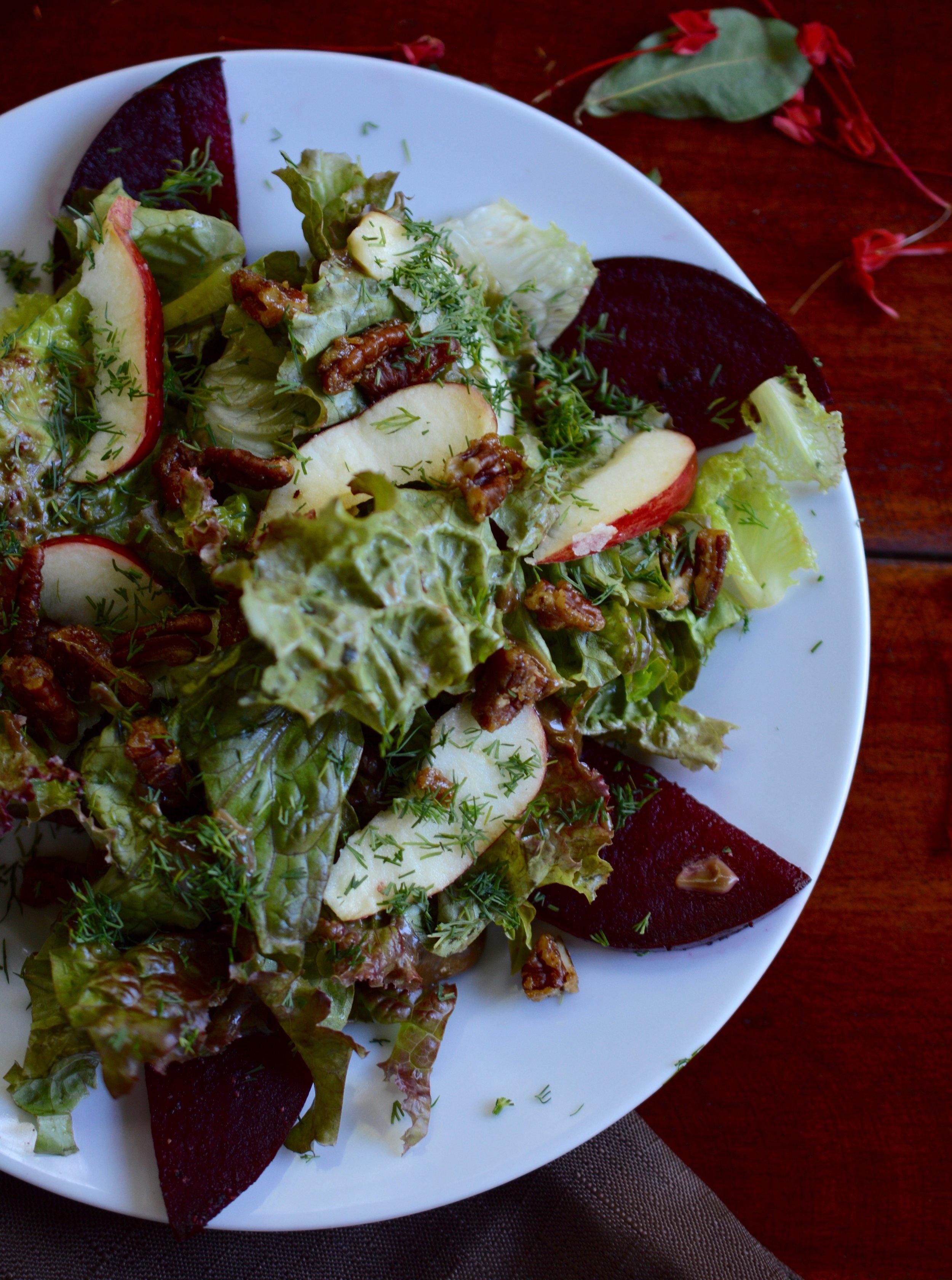Red Leaf Lettuce & Roasted Beet Salad.jpg