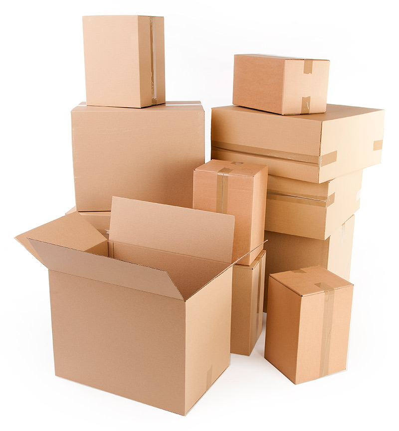 Packaging Fulfillment Boxes