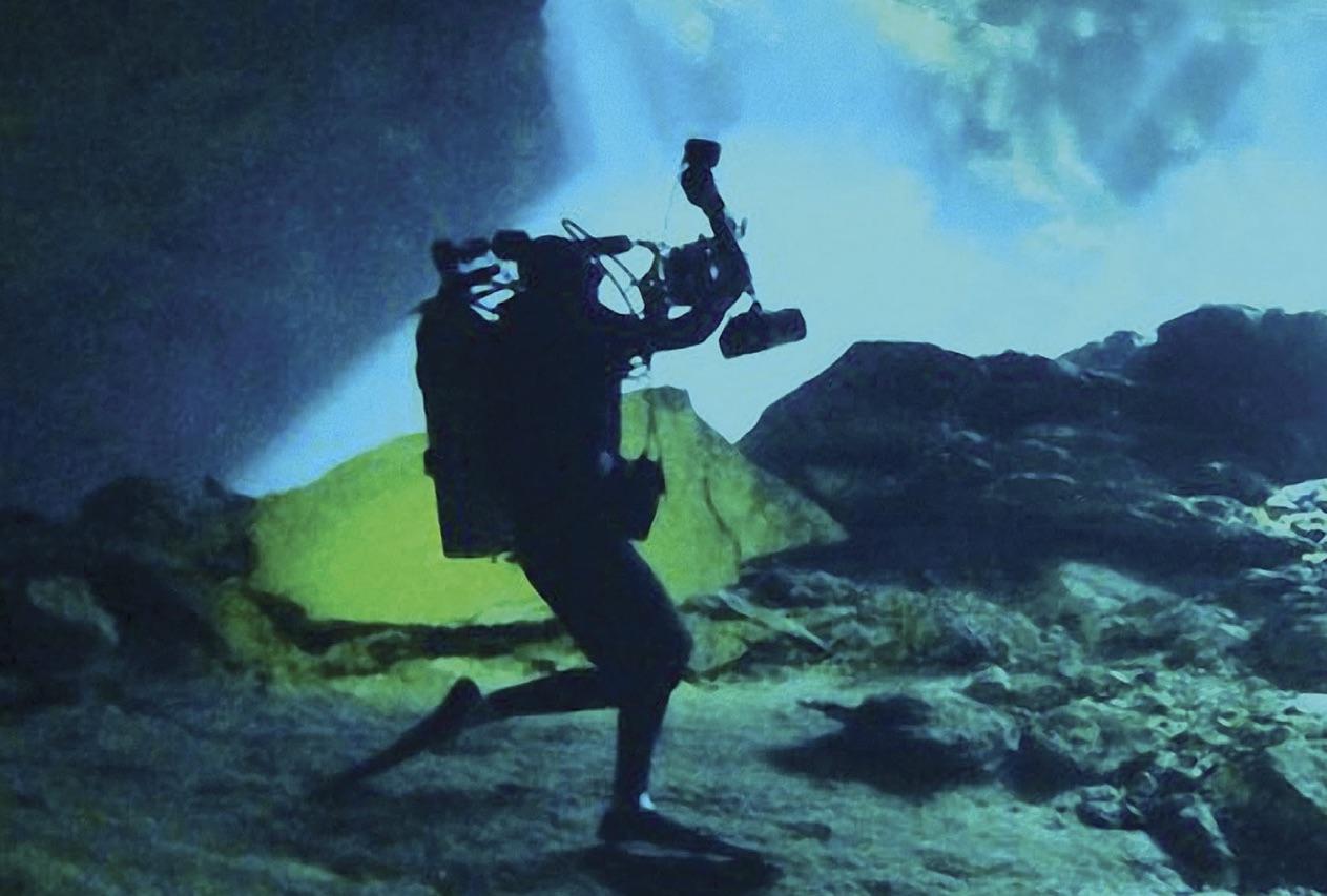 Underwater Cinema