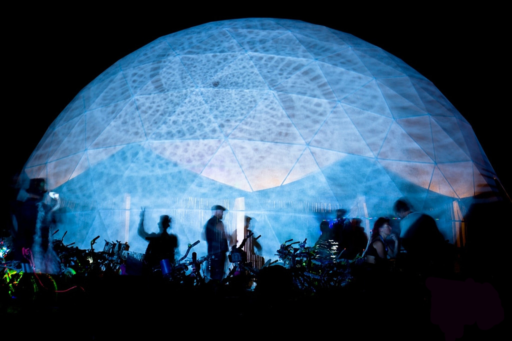Dome Projection