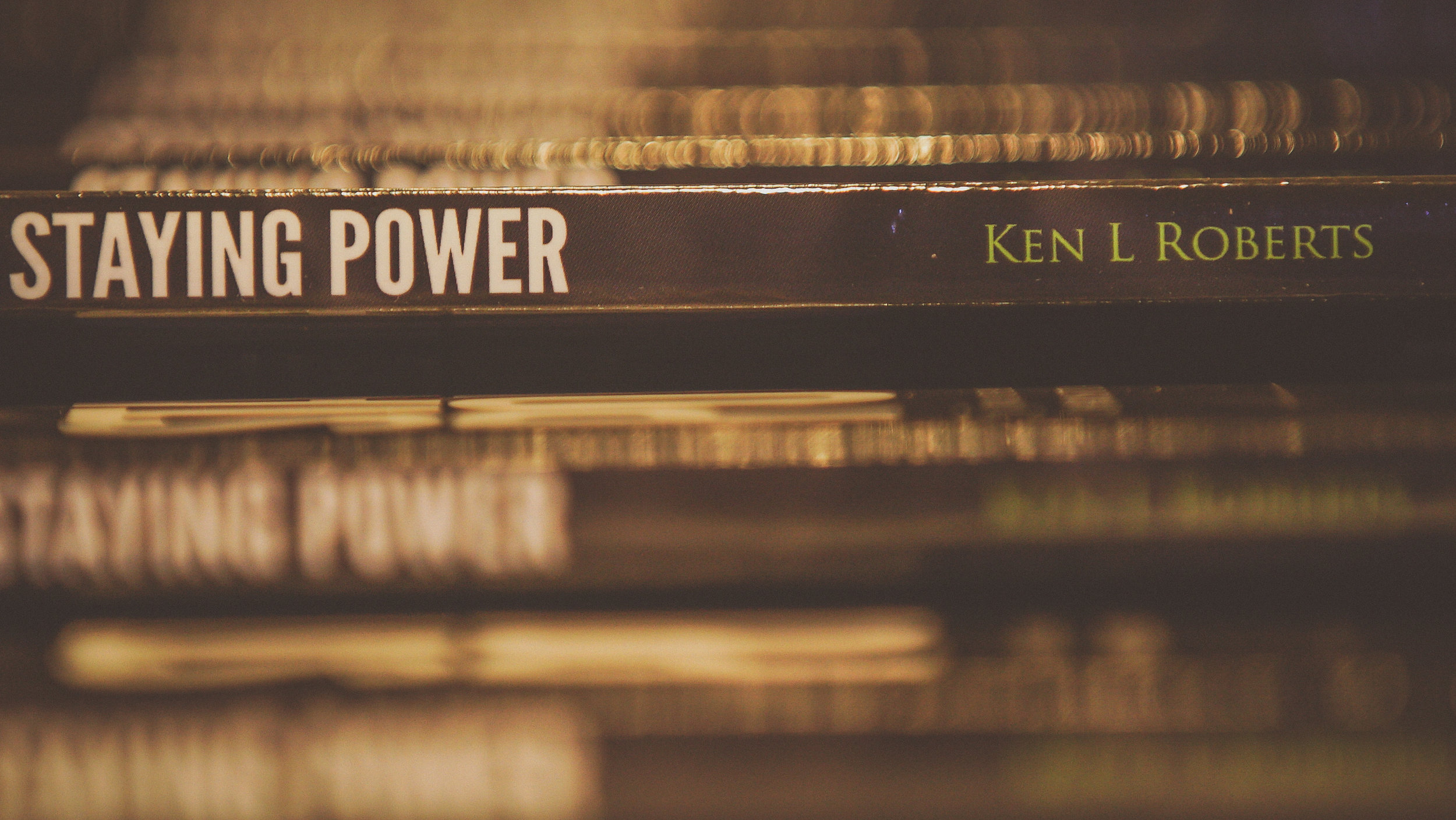 STAYING POWER -