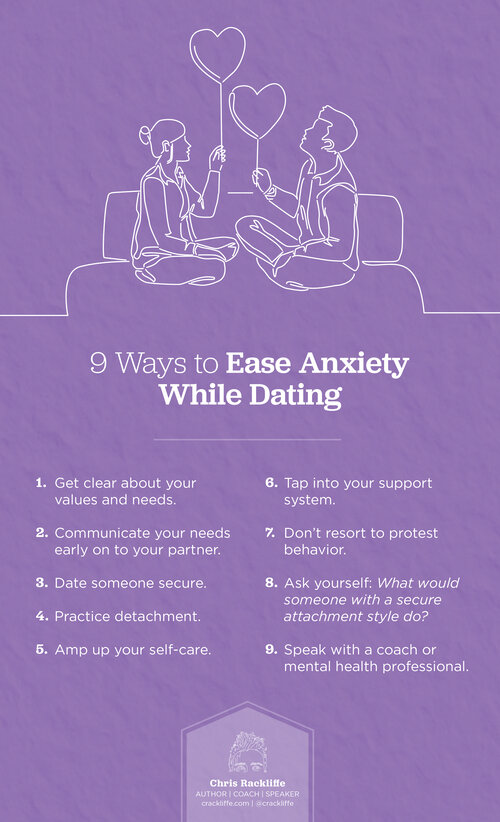 How to be in a relationship with someone with anxiety