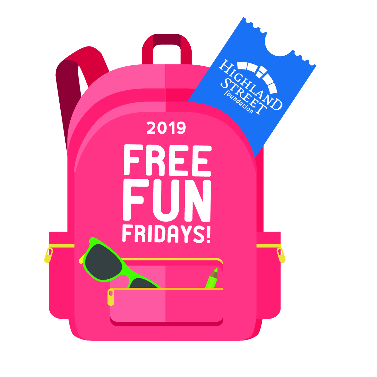 - We're excited to announce that we are among the 100 institutions across Massachusetts participating in this year's Free Fun Friday initiative, thanks to our partnership with the Highland Street Foundation Admission will be free on August 30th. We look forward to seeing you! For more info, visit:http://www.highlandstreet.org/programs/free-fun-fridays