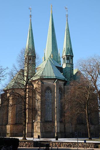 © Agne Josefsson, Domkyrkan