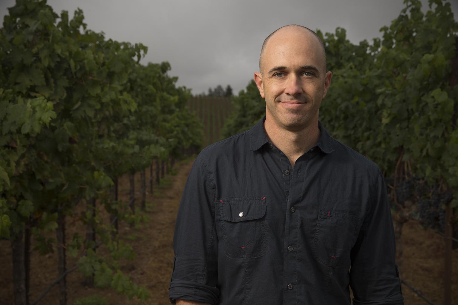 Michael Eddy, Director of Winemaking, Louis M. Martini