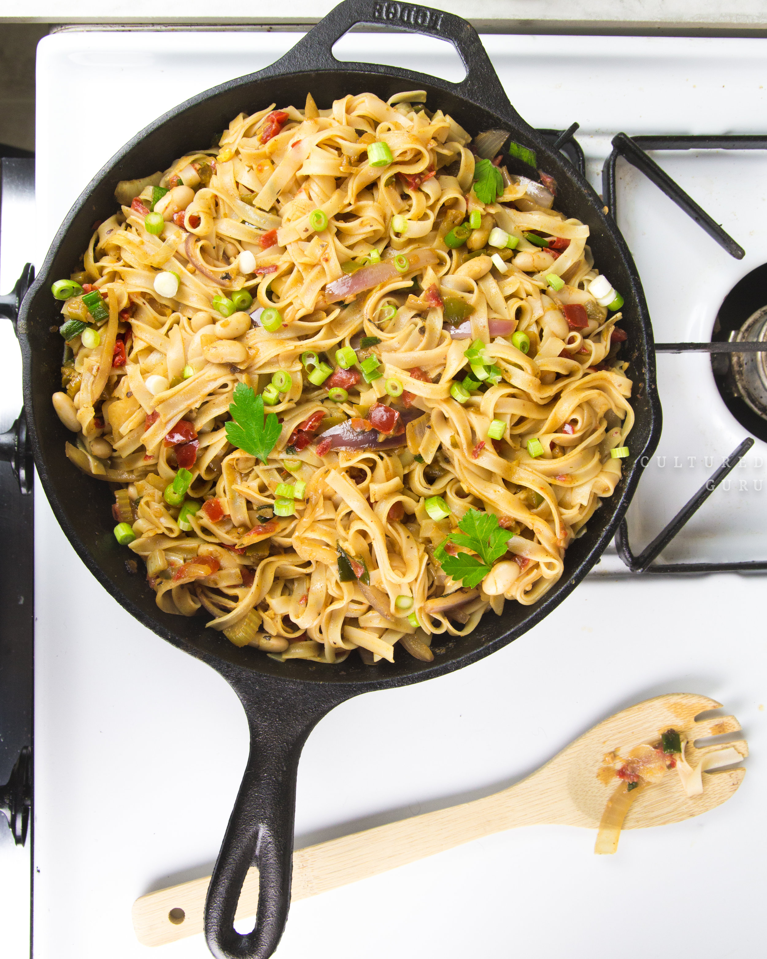 Vegan Food | Plant Based Diet Pastalaya