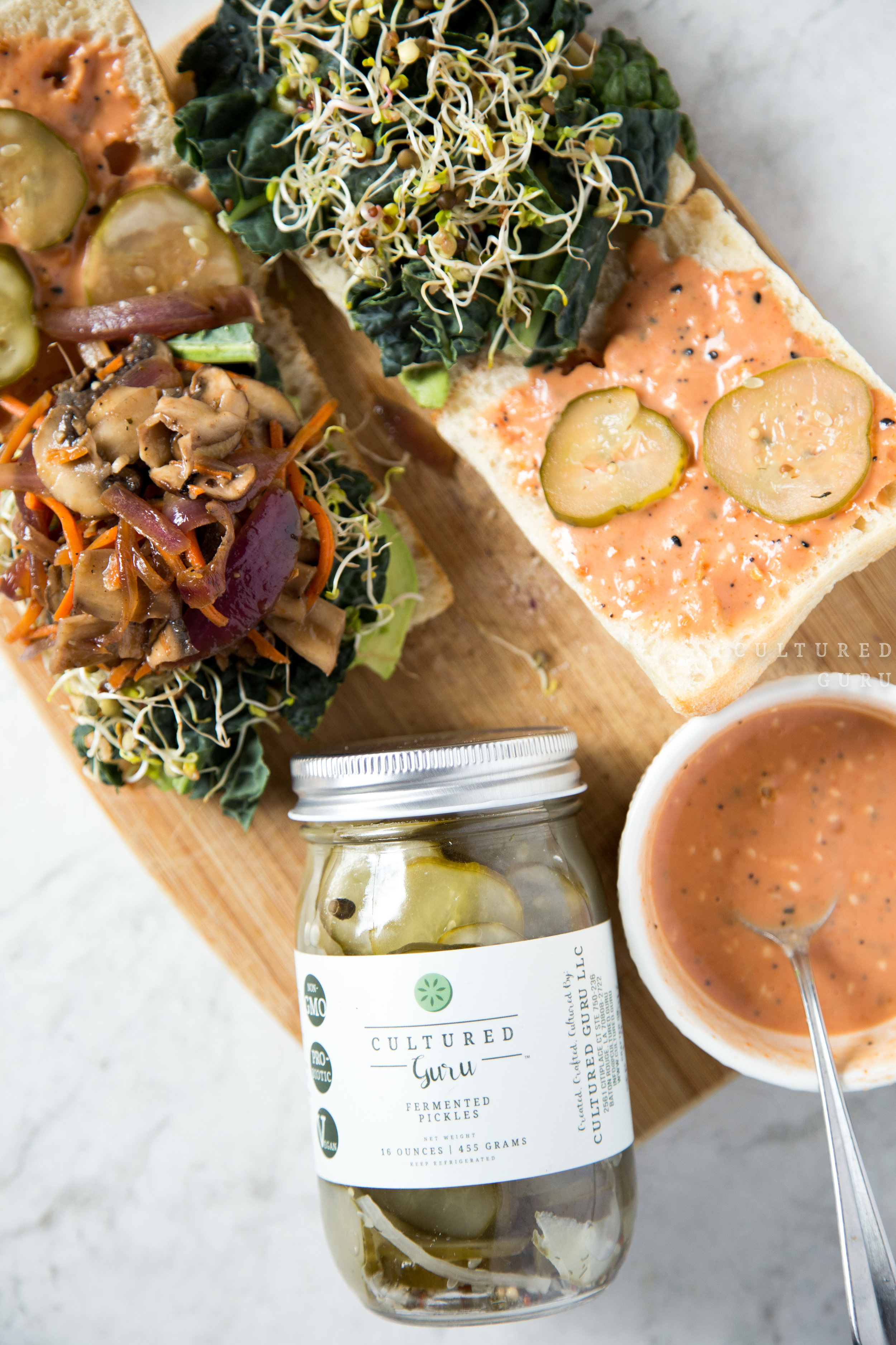Veggie Burger Recipe   Meatless Monday Mushroom Burger