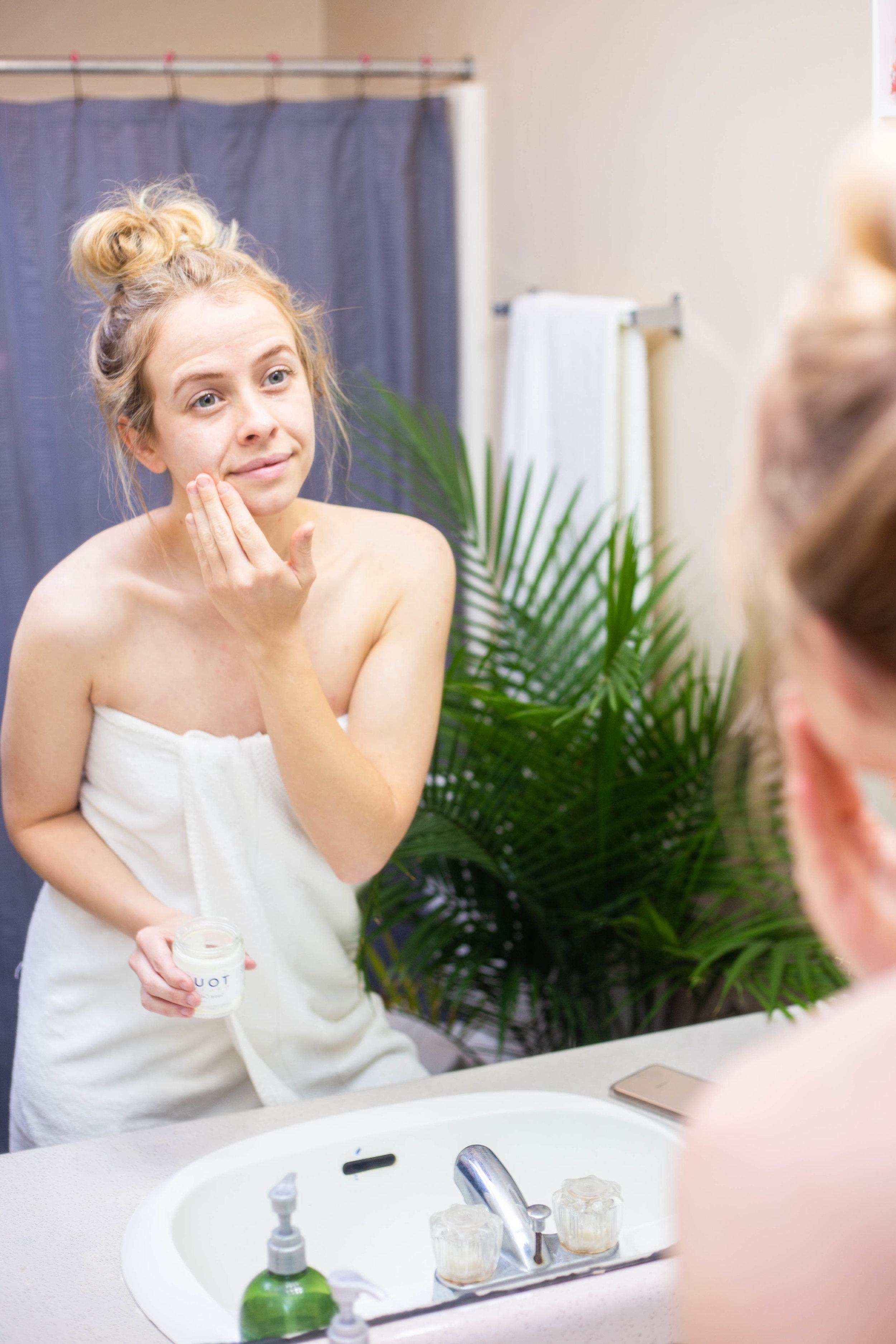 How I Healed And Cured My Eczema + Rebalanced My Skin Microbiome