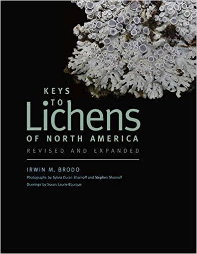 Books about Lichens