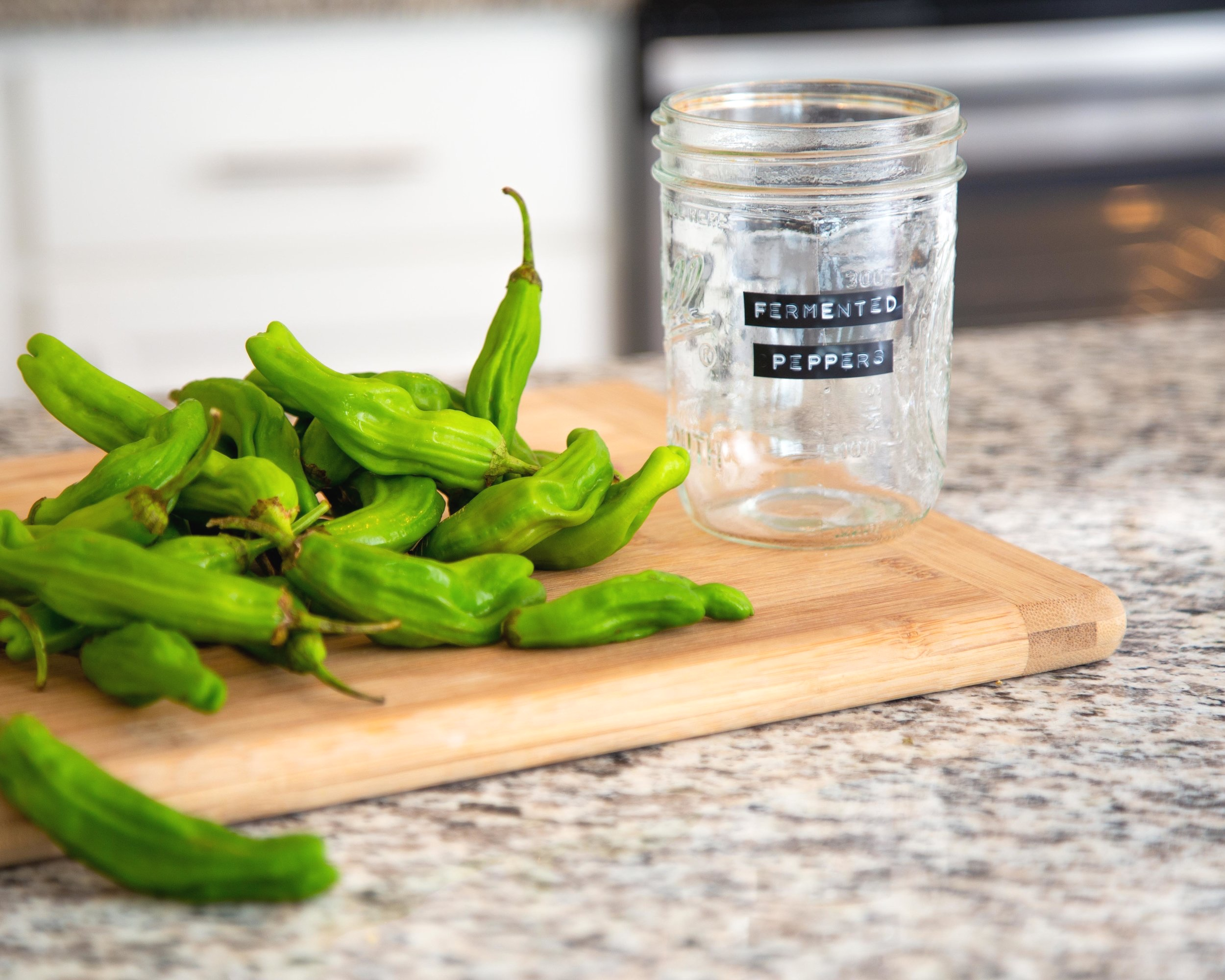 How to Ferment Peppers