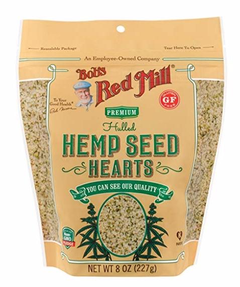 Hemp+Seeds