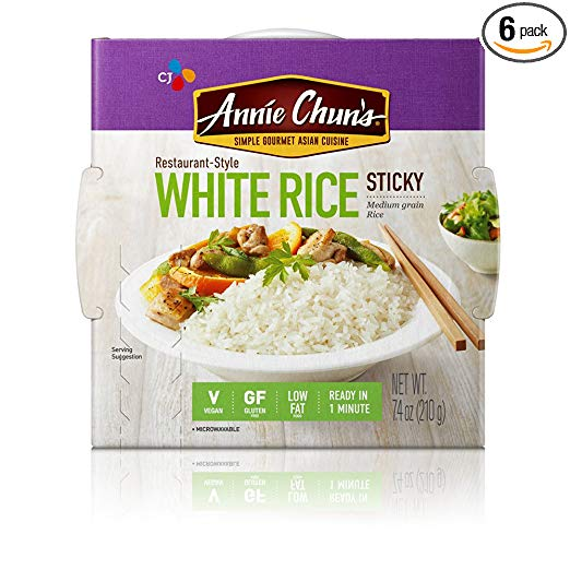 White Sticky Rice