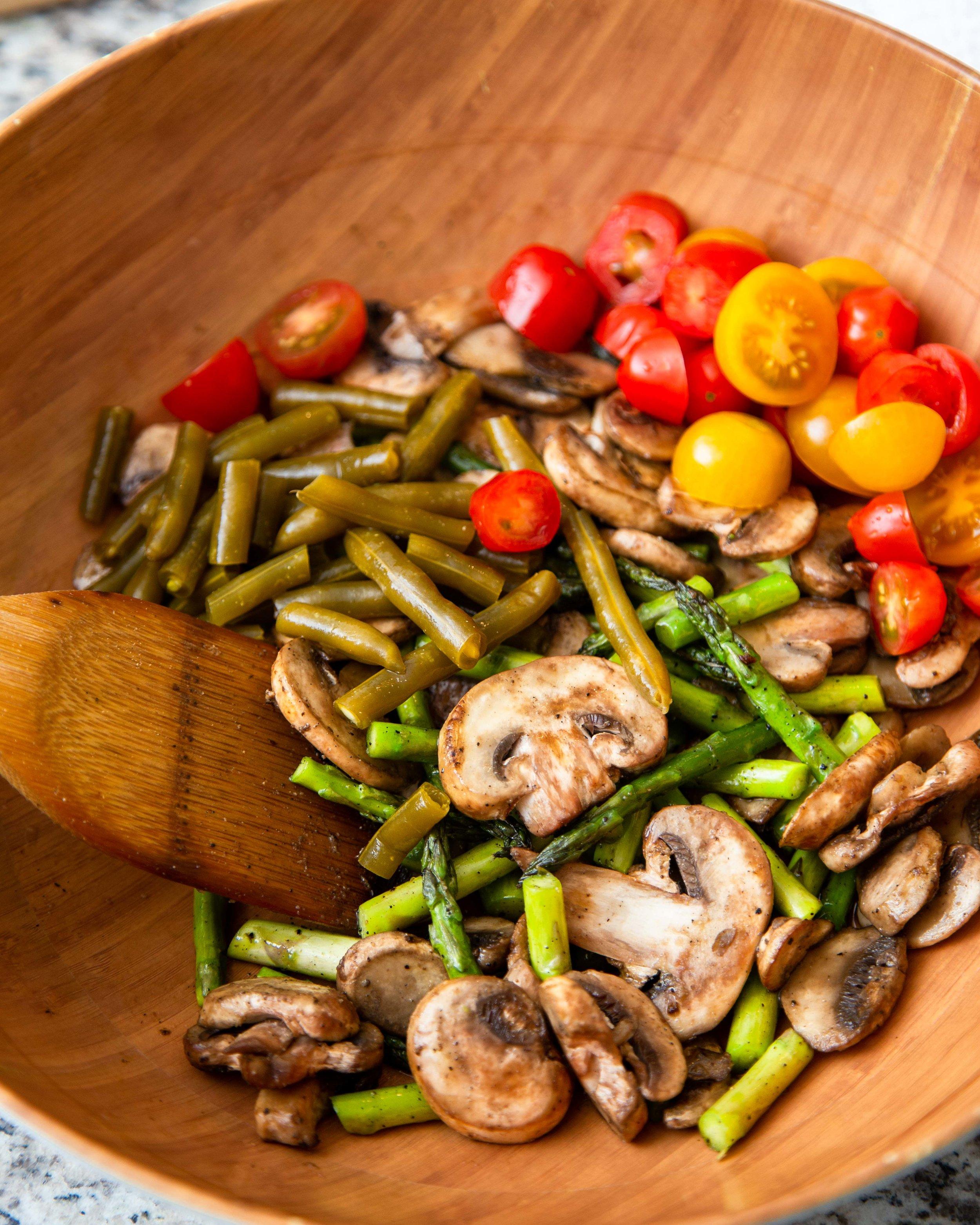Easy Vegan Pasta Salad Recipe
