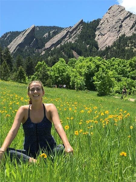 Christine Costello  I first came to yoga in 2009 to address increasing back pain from scoliosis. In addition to pain relief, I found in yoga a path that continues to guide me towards self-awareness and peace of mind. In 2014 I pursued my RYT-200 at Discovery Yoga Center in the lovely St. Augustine, FL. In addition to my RYT, I have received training in both Mindfulness-Based Stress Reduction and the intersection of yoga, food, and body image. As a yoga instructor and mental health professional (MSW,) I strive to create a non-judgmental and accepting environment in which people of all abilities can reap the benefits of yoga in a life-giving and authentic manner. I look forward to meeting each of you on your mats!