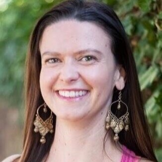 Jennifer Nibecker  I am a self-professed nerd of many topics who was first introduced to yoga during my college years in Northern Arizona. I returned to Southern California five years ago, initially struggling to find a studio where I felt at home leading my to drift from a consistent practice. My return to yoga was encouraged by one of the first people I met in San Diego who bequeathed to me a stray yoga mat, offered endless encouragement with heaps of love, and whose inspired life reminded me of the positive impacts yoga can bring into a person's life. Upon experiencing the balance, awareness of breath, connection of mind/body, increased introspection, grounding and community brought into my life by a consistent yoga practice; the eternal student in me longed to learn more. I began my continuing yoga education by completing Akasha Yoga's 200 hour Teacher Training allowing me to offer the myriad benefits of yoga practice to others. My hope is, after practicing with me, you leave your mat feeling relaxed, balanced, and refreshed!
