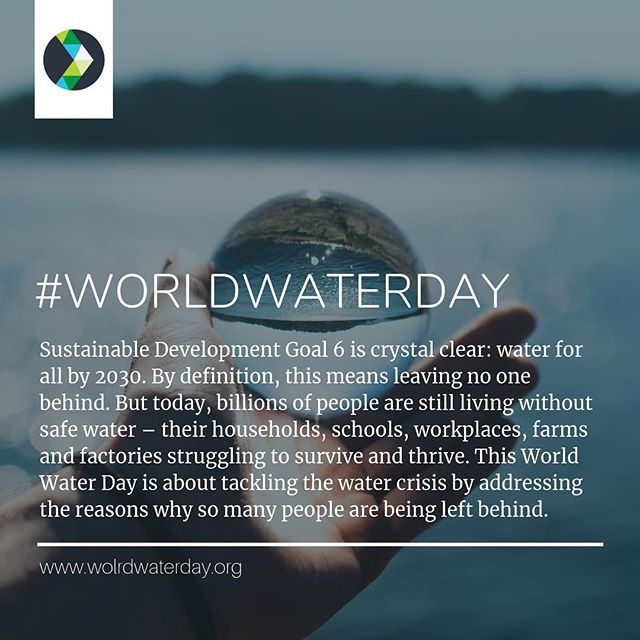 🌎The theme for 2019's #WorldWaterDay is 'Leaving no one behind'. This is an adaptation of the central promise of the 2030 Agenda for Sustainable Development: as sustainable development progresses, everyone must benefit.⠀ .⠀ 💧Whoever you are, wherever you are, water is your human right!⠀ .⠀ 👉Learn about all 17 Sustainability Goals at buff.ly/2uGrqQQ⠀ .⠀ .⠀ #WaterForAll #Water4All #LeaveNoOneBehind #RightCauseLLC #CauseMarketing #DoGood #SocialImpact #StrategicPartnerships #CSR #SocEnt #ConsciousCapitalism #Sustainability #UN #SustainableDevelopment #SDG #globalgoals