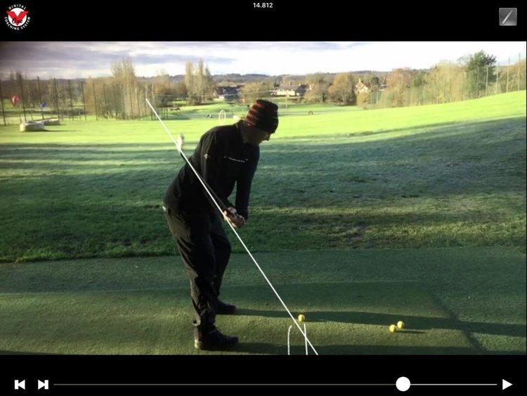 Golf Swing Video Analysis