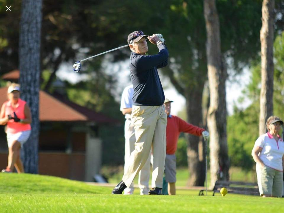 Paul Webster on his recent Turkey Golf Holiday
