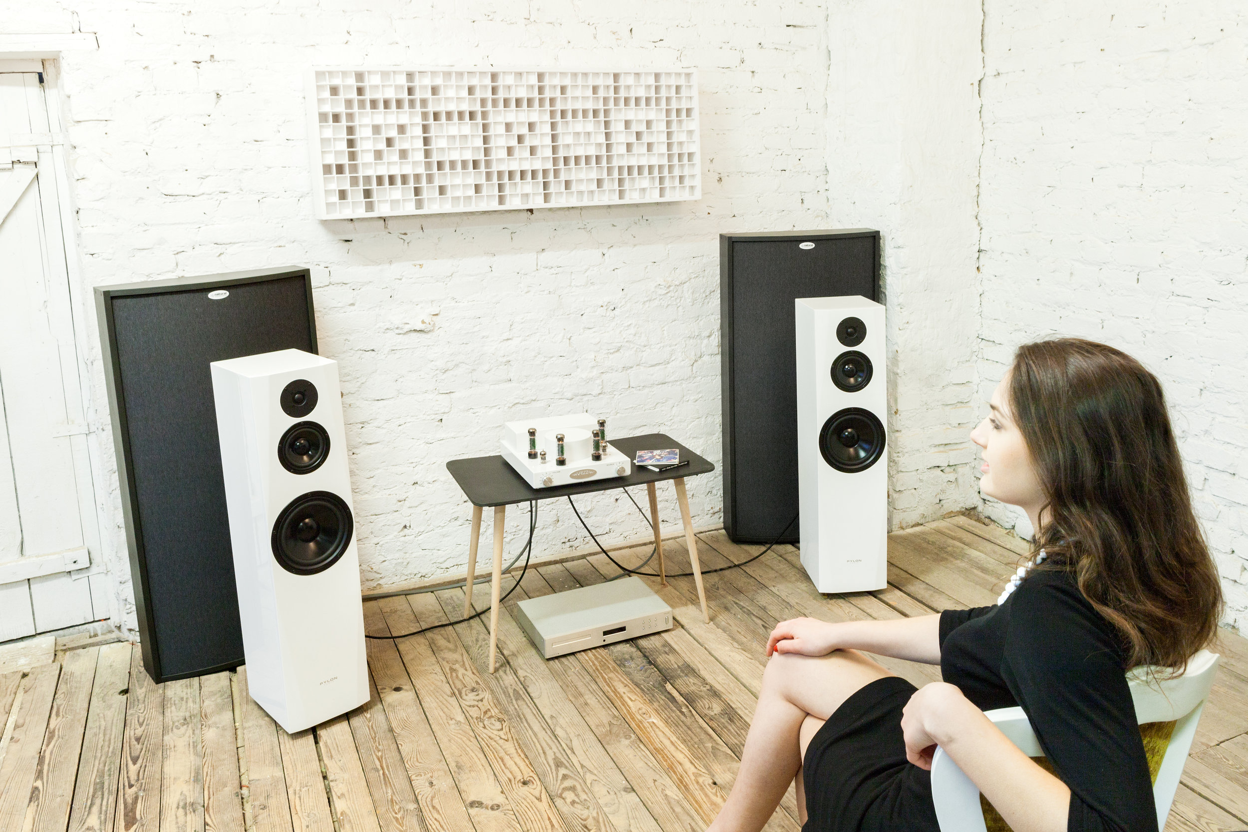 Sapphire 31 Loudspeaker Pylon Audio