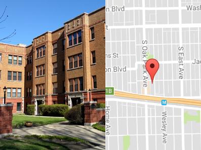 Oak Park - 801-811 S. Euclid Ave.