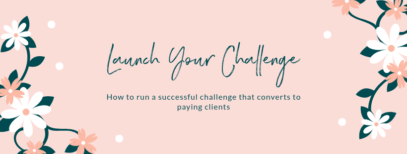 Launch Your Challenge