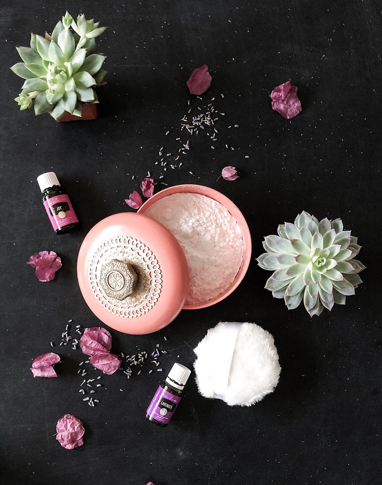 Joy & Lavender Body Powder -