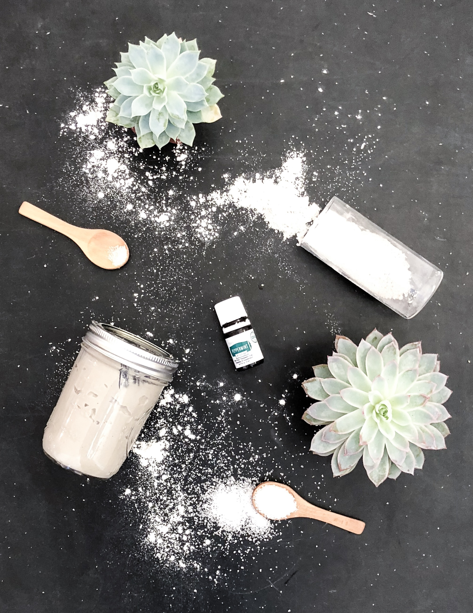 peppermint bentonite clay toothpaste