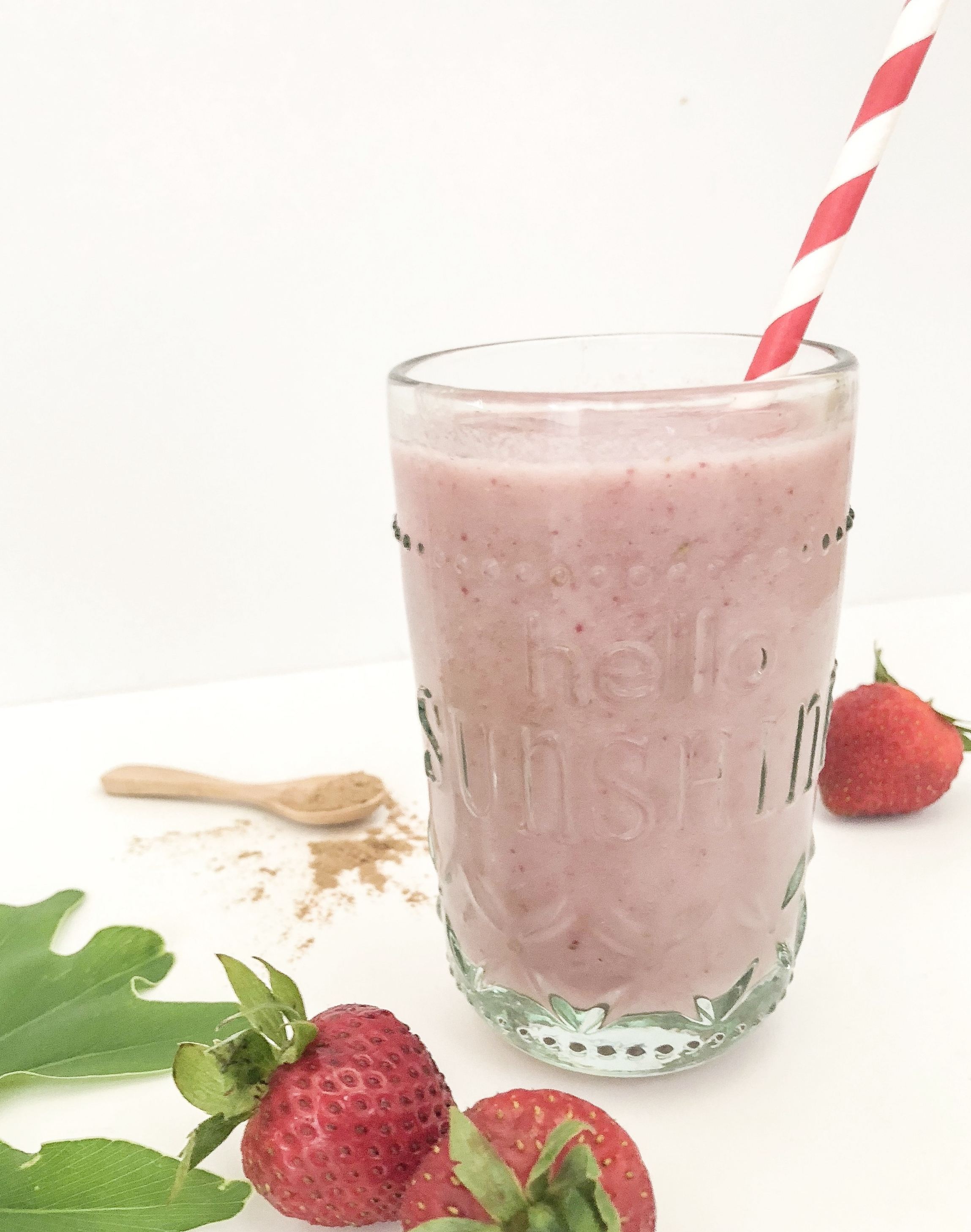 Strawberry Beauty Milk -