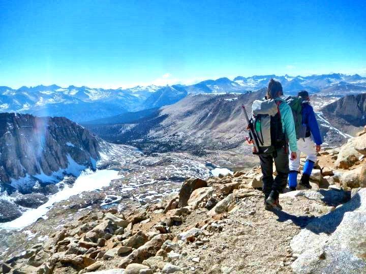 Winter Mountaineering -