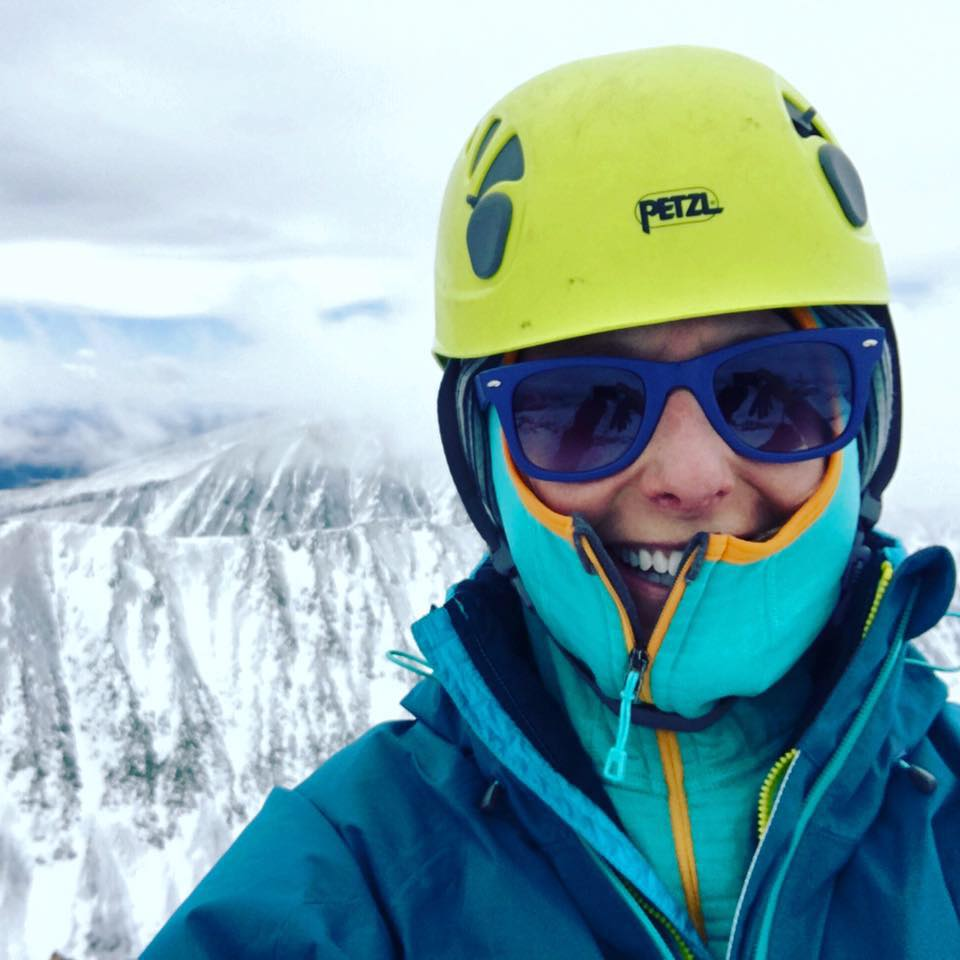My first solo winter 14er assent... not recommended.  Climb on climbers!