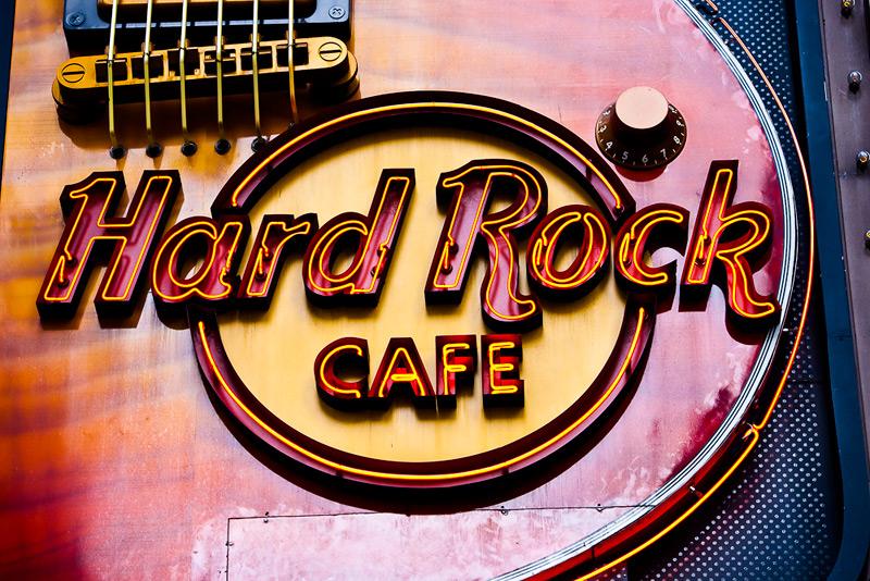 Hard Rock Cafe NYC Bar Mitzvah
