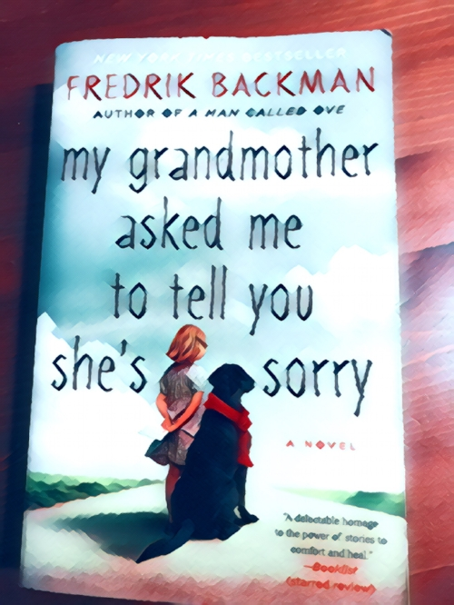 One last drop of nectar for you… this book…so, so good. Thanks, Mom!