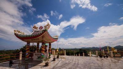 Chao Mae Tubtim Thong Shrine