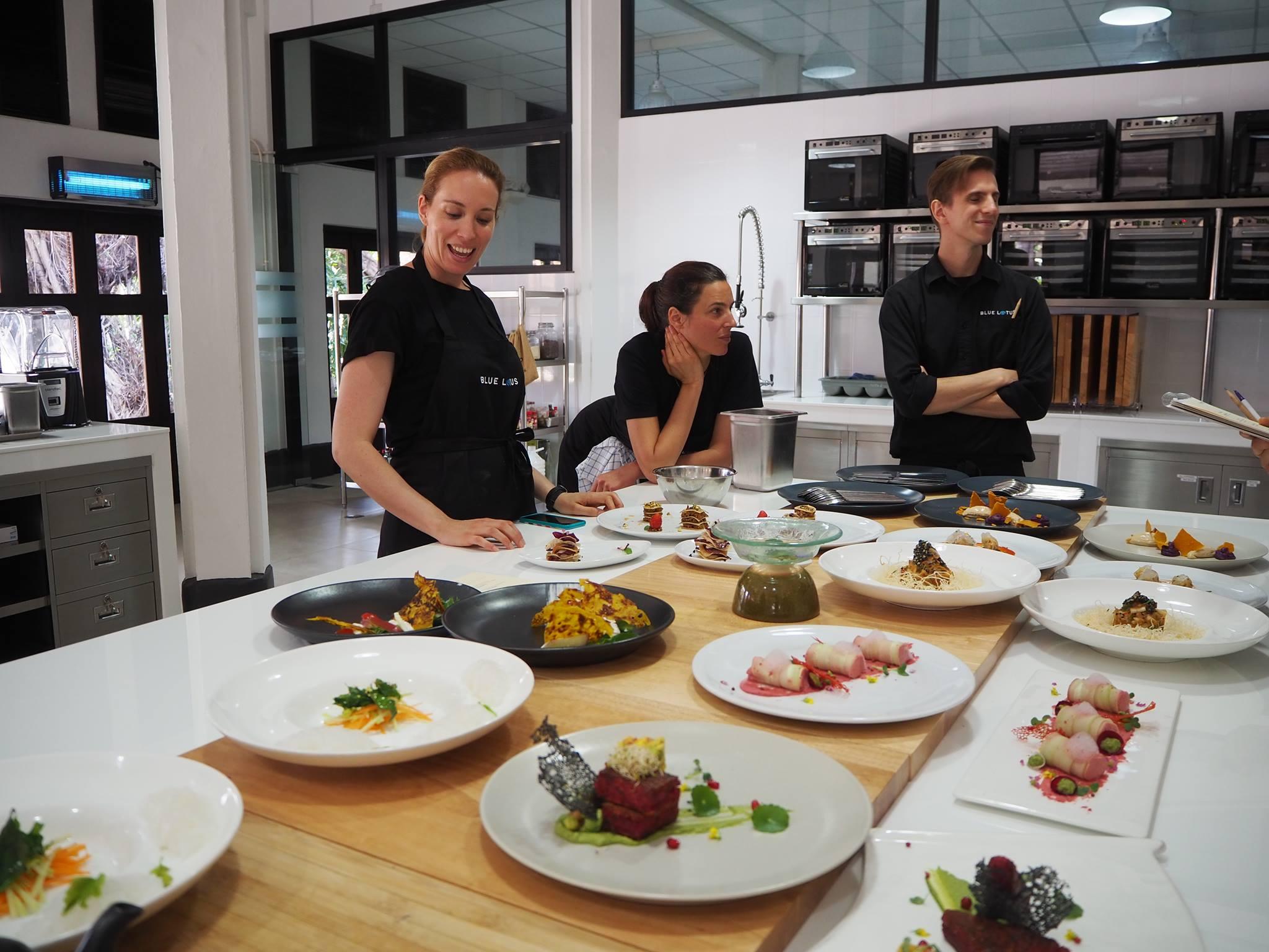 Plant Based Cuisine Chef Training Class