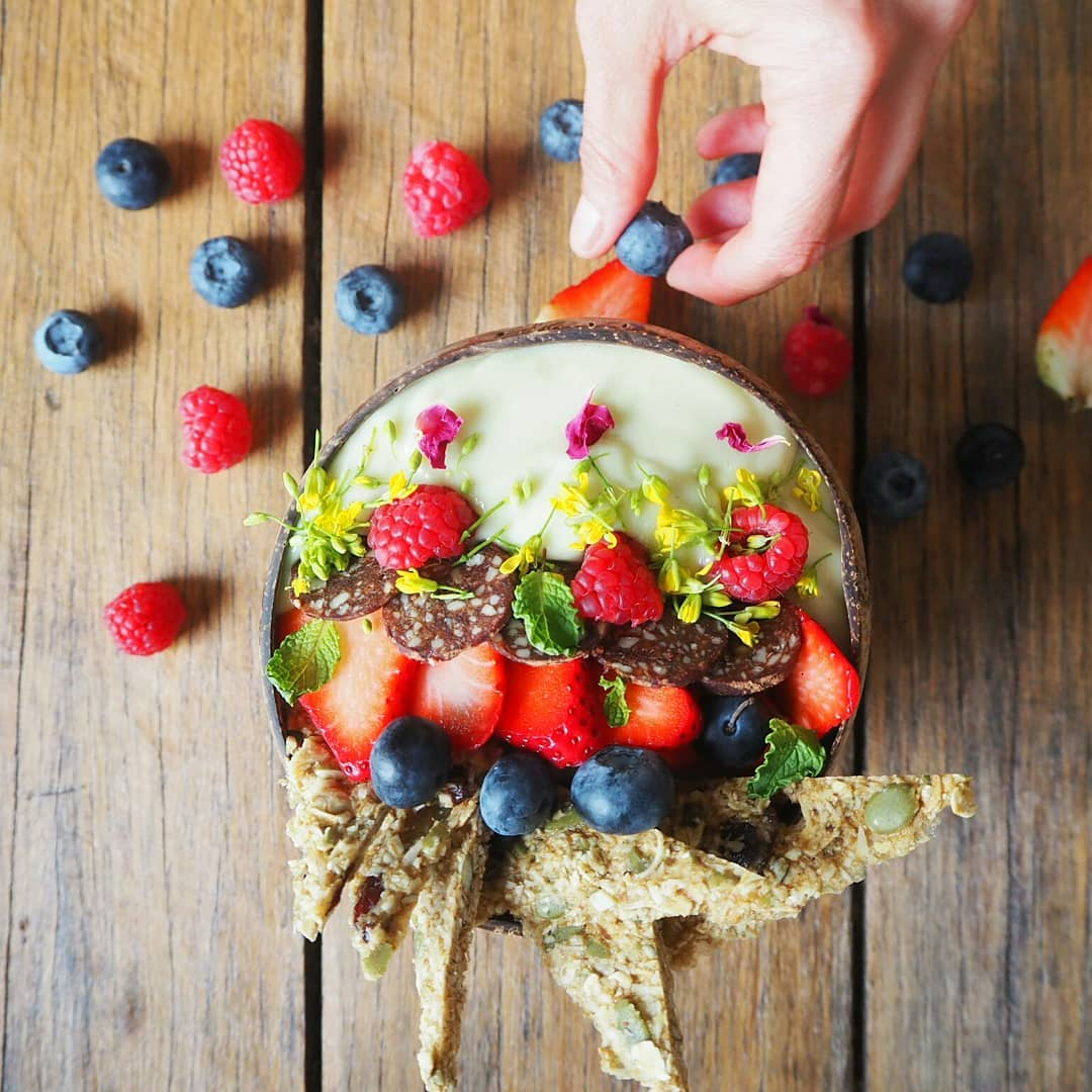 Plant Based Cuisine Bowl