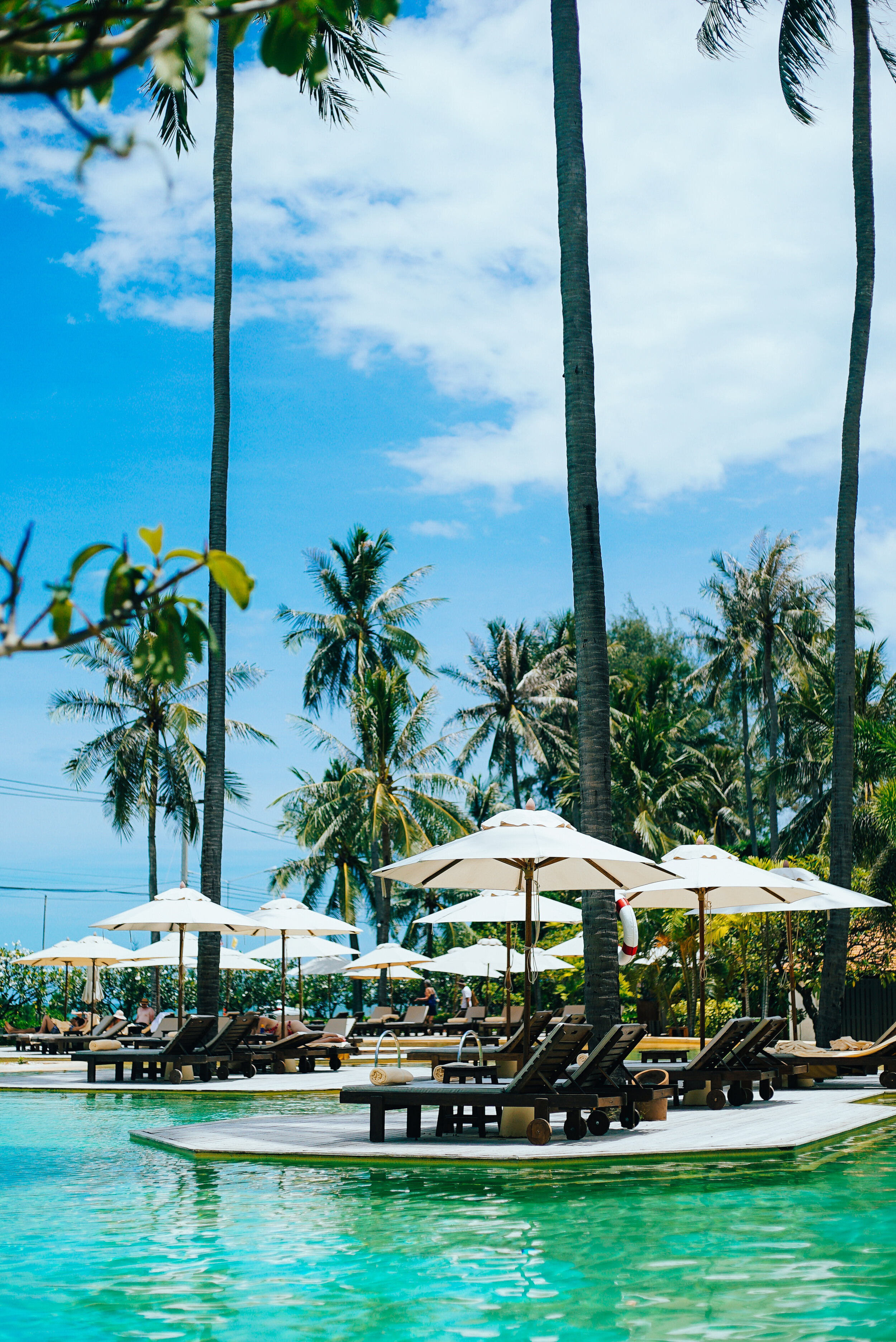 Evason Hua Hin Resort Swimming Pool